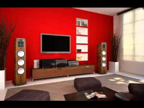 DIY Colour scheme ideas for living room decoration - YouTube