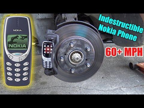 using nokia phones as brake pads