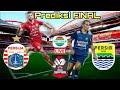 prediksi Persija Jakarta vs Persib Bandung | leg 1 Piala Menpora 2021