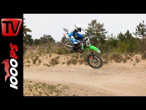 Motocross ÖM | Warm Up Training 2014 | Wöllersdorf | Fahrervorstellung