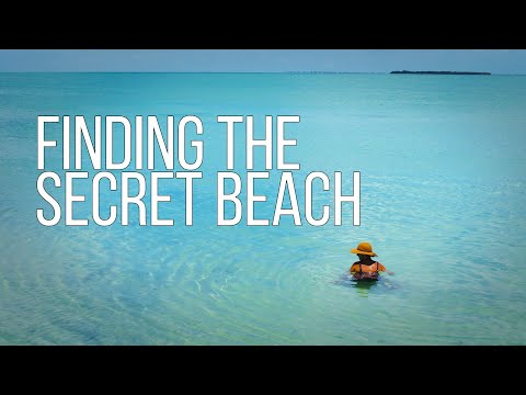 How to get to Secret Beach, Belize