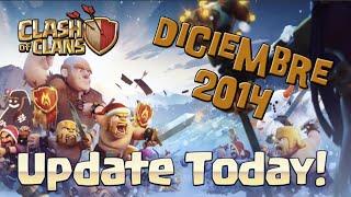Resumen de la actualización Diciembre 2014   Actualizaciones   Descubriendo Clash of Clans