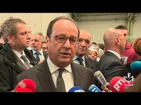 Interview de François Hollande