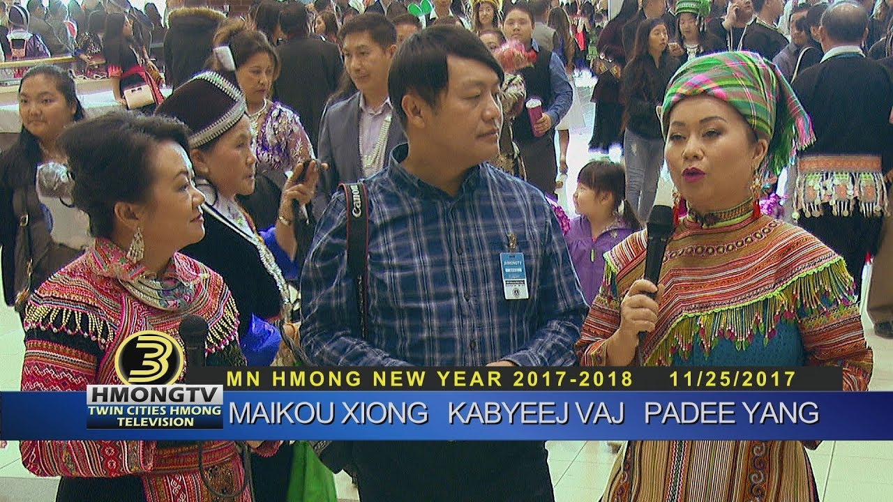 3 HMONG NEWS: Day 2 of MN Hmong New Year 2017-2018