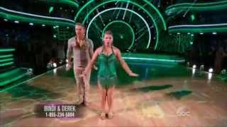 DWTS Season 21 week 1: Bindi Irwin & Derek Hough - JIVE