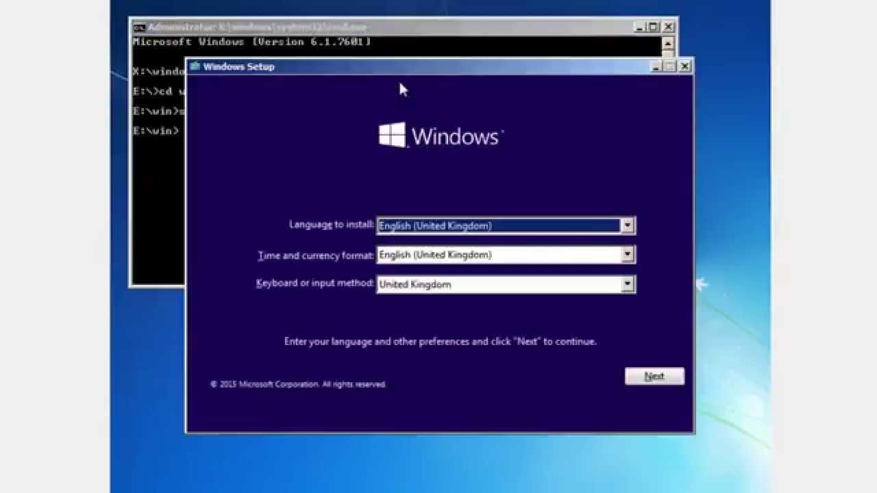 Hướng dẫn cài đặt mới Windows 10 từ ổ cứng chi tiết nhất chỉ trong 9 phút (29-07-2015)