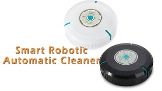 Smart Robotic Automatic Cleaner - Gearbest.com