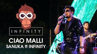 Ciao malli - Sanuka ft Infinity ( Live cover)