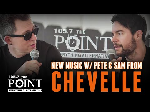 CHEVELLE says new music is ready to go; unsure of release date