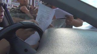 Бесплатный проезд на парковку у 'крытого рынка' в г.Саратове