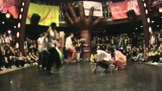 STREET BEAT (Poznań) - Rytm Ulicy 2011 półfinał formacje Hip Hop Piła