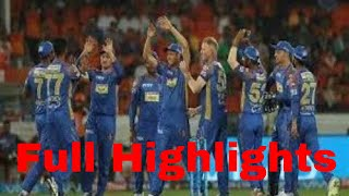 Rajasthan Royals vs Delhi Daredevils, 6th Match 2018 Full Highlights