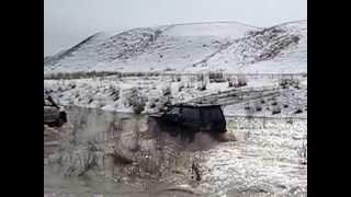 4x4 Adventures. Kazakhstan. Джипы и вода. Казахстан
