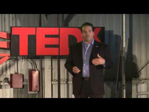 Co-Innovation Calibaja Style: Flavio Olivieri at TEDxAmericasFinestCity