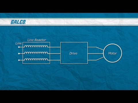 What is a Line Reactor? - A GalcoTV Tech Tip