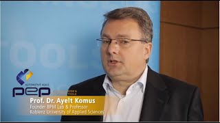Automotive Agile PEP 2019 - Interview with Prof. Dr. Ayelt Komus