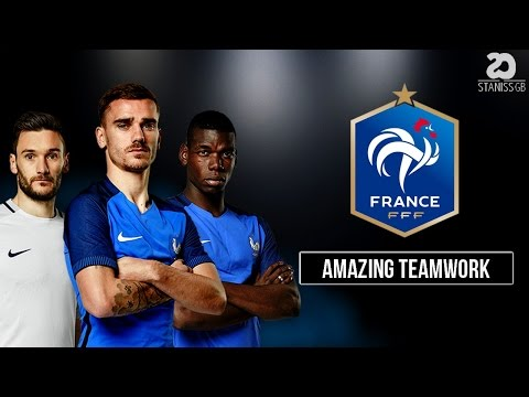 France ● Amazing Teamwork ● Skills and Goals