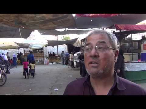 Damascus: Ramadan In The Markets Of Southern Damascus