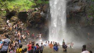 Rautwadi Waterfall dhabdhaba radhanagri kolhapur