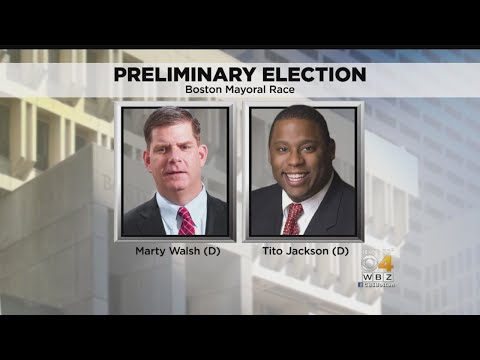 Walsh, Jackson To Face Off In Boston Mayoral Race