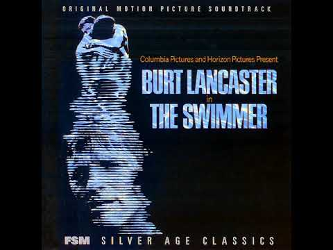 The Swimmer (1968) Soundtrack - Marvin Hamlisch