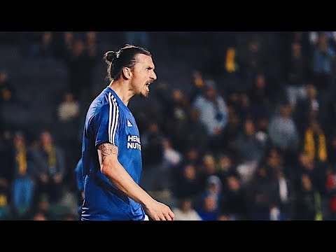 GOAL: Zlatan Ibrahimović vs. Colorado Rapids   Feb. 23, 2019