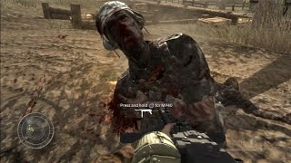 Call Of Duty World At War Brutal Kill Compilation Vol.1