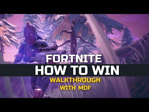 HOW TO WIN   Solo 4x META 👍 Fortnite Battle Royale Pro Tips