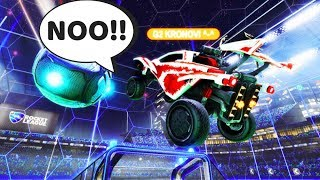 The 10 Funniest Own Goals In Rocket League History
