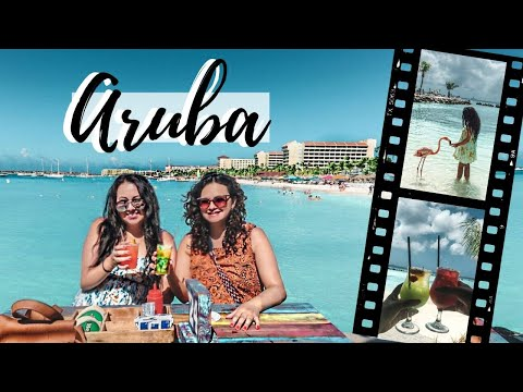 SURPRISED MY MOM WITH A BIRTHDAY TRIP // ARUBA TRAVEL DIARY