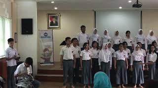 PADUS SMA 2 Bandung 08 Nov 17 ( Yamko Rambe Yamko Covering)