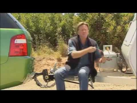 How To Tow Camper Trailer
