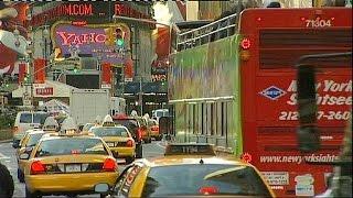 New York, le auto Uber superano i tradizionali taxi gialli - economy