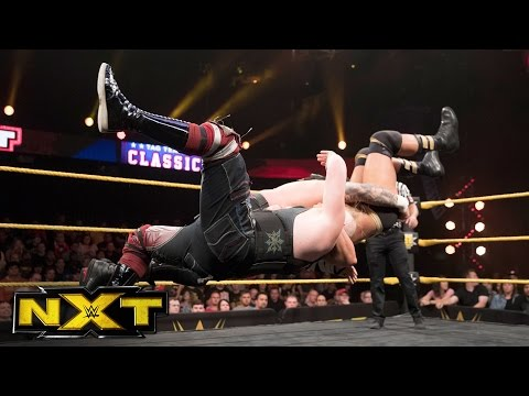 SAnitY debuts in NXT: WWE NXT, Oct. 12, 2016