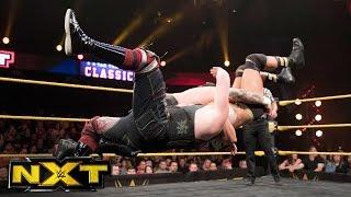 SAnitY debuts in NXT: WWE NXT, Oct. 12, 2016