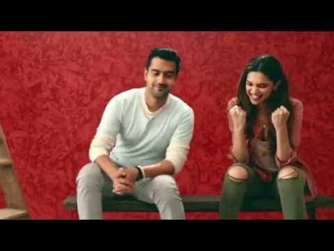 Asian Paints Royale Play 2016 ad  Featuring Deepika Padukone – MakeRoomForNeu