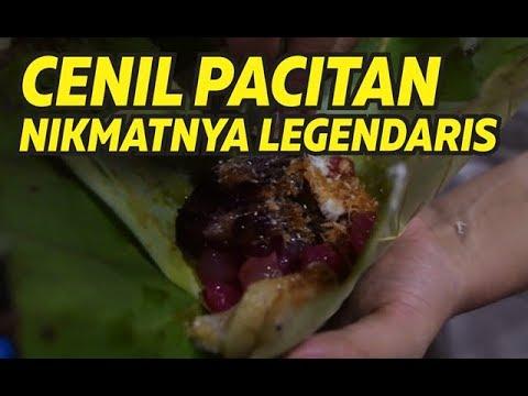 Menikmati Manisnya Cenil Jajanan Khas Pacitan Yang Legendaris