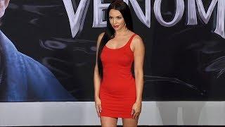 """Scheana Marie """"Venom"""" World Premiere Black Carpet"""