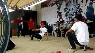 Kulsign 2012 Moon Stepper Crew vs Renaissance Crew