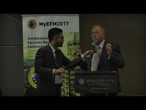 Prof. Michael Riley - Liverpool John Moores University, UK. MyEFM2017