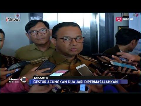 Diperiksa Bawaslu Soal Pose Dua Jari, Anies Baswedan Dicecar 27 Pertanyaan - iNews Malam 07/01