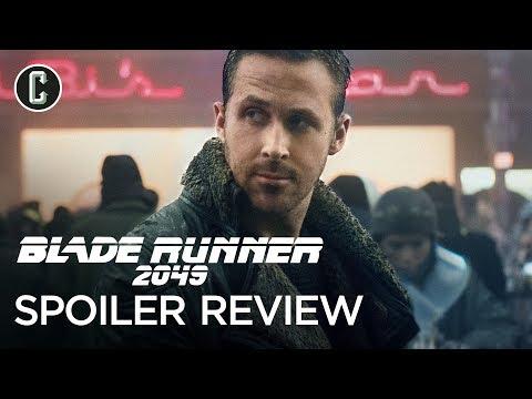 Blade Runner 2049 Movie Review (Spoilers)