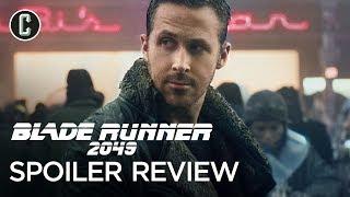 Blade Runner 2049 Movie Review (Spoilers) streaming