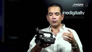 CineDigital.tv - Canon XA10 Cámara Profesional Ultra Compacta