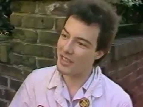 Jello Biafra - running for Mayor 1979- on Tapeheads 1988