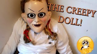 THE NEW CREEPY DOLL!! ( KIDS SKIT BY SKITS4SKITTLES)