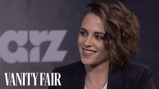 Kristen Stewart Lets Her Guard Down in a Delightfully Candid New Interview - Equals - TIFF 2015
