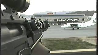 Aeroport Sarajevo (Bosnie Herzegovine)