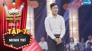 Thách thức danh hài 5  Tập 7: Trấn Thành thất thần khi Trường Giang ẩu đả với thí sinh trên sân khấu