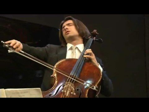 G. Capucon, M. Pressler, A. Tamestit and S. Accardo play Schumann at  the 2008 Verbier Festival